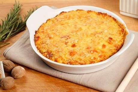 Capriche no queijo e deixe seu purê ainda mais gostoso!