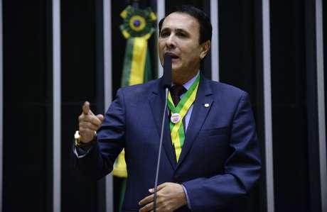 O deputado federal Carlos Henrique Gaguim (DEM-TO)
