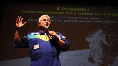 Marcos Pontes (foto) é o futuro ministro da Ciência e Tecnologia
