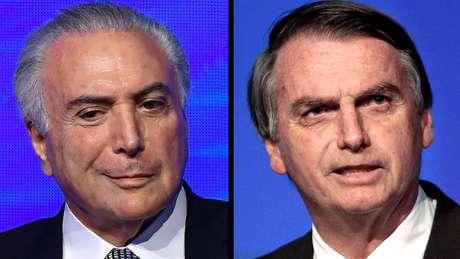 Temer e Bolsonaro se encontrarão em Brasília para alinhar transição