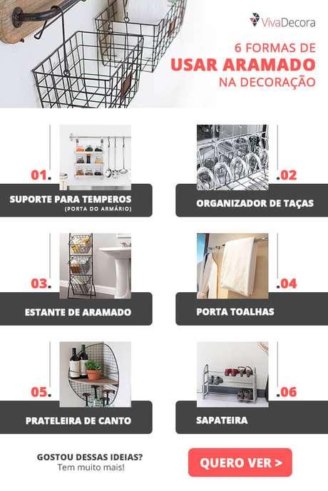 Infográfico Aramado