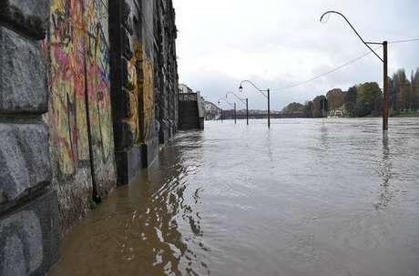 Mais de 10 regiões da Itália estão em alerta por mau tempo