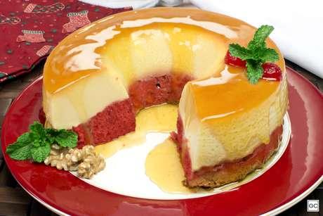 32 ideias de sobremesas deliciosas para o Natal
