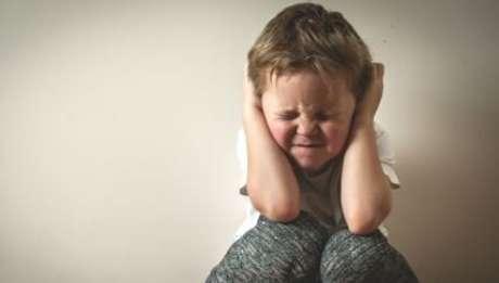 Além das crianças, os bebês também podem ser afetados pelo estresse