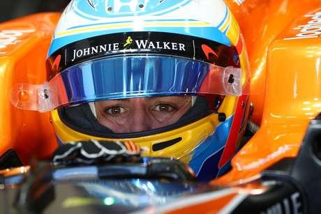 Aos 37 anos, Alonso já não tem olhos apenas para a Fórmula 1