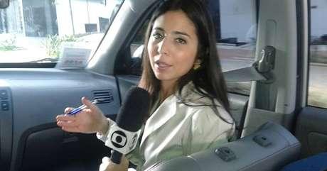 A jornalista Cinthia Toledo enfrentou a intolerância de funcionários da CPTM