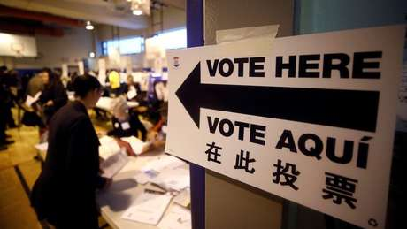 Todos os 50 Estados americanos foram às urnas nesta terça-feira