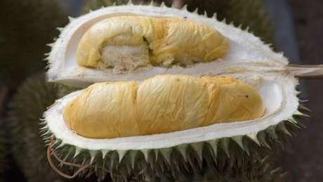 'A fruta mais fedorenta do mundo', o durião, causou revolta entre passageiros de um voo