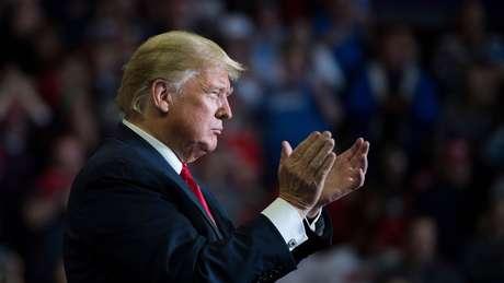 Maioria democrata na Câmara vai dificultar planos de Trump