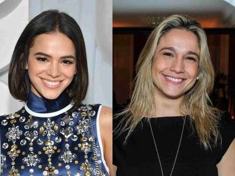Bruna Marquezine lamentou perder a festa de Fernanda Gentil nesta terça-feira, 6 de novembro de 2018