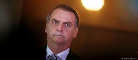O presidente eleito, Jair Bolsonaro, ainda não definiu seu chanceler