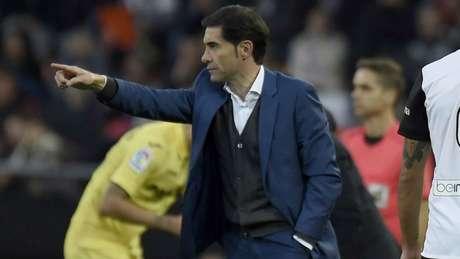 Treinador festejou bom resultado (Foto: AFP)