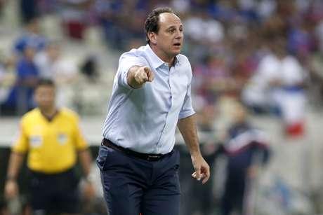 O time de Rogério Ceni não está entre os sete: garantiu a vaga com antecedência