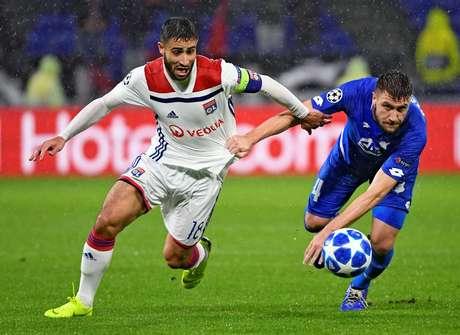 O Lyon ficou no empate com o Hoffenheim