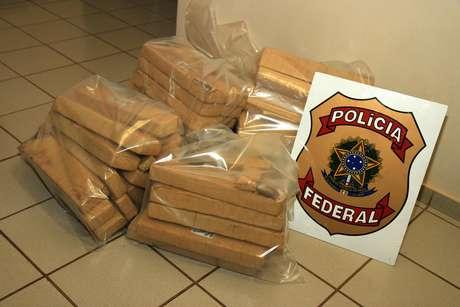 Polícia Rodoviária Federal apreendeu mais de 12 toneladas de drogas de janeiro a outubro de 2018