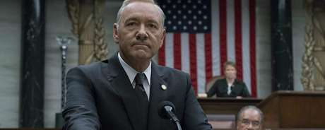 Netflix constrói túmulo de verdade para Frank Underwood