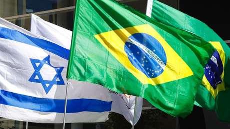 Aproximação também é vista como aceno a eleitorado evangélico, que é pró-Israel