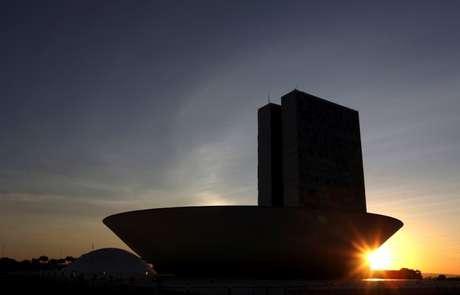 Vista do Congresso Nacional, em Brasília 11/05/2016  REUTERS/Paulo Whitaker