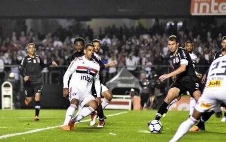 São Paulo e Corinthians duela. Quem tem o melhor time? (Foto: EDUARDO CARMIM/PHOTO PREMIUM)