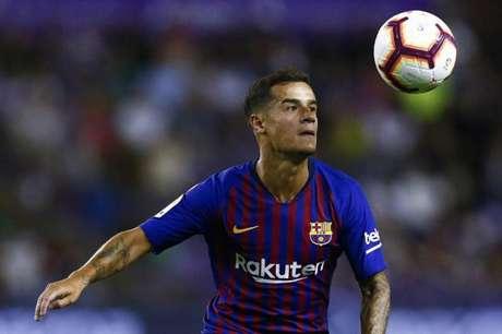 Philippe Coutinho é um dos destaques do Barça e da Seleção (Foto: Benjamin Cremel / AFP)