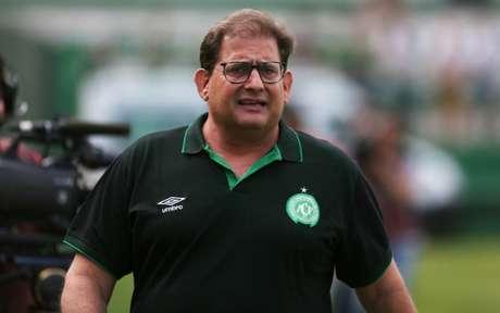 Último clube de Guto Ferreira foi a Chapecoense (Foto: Divulgação)