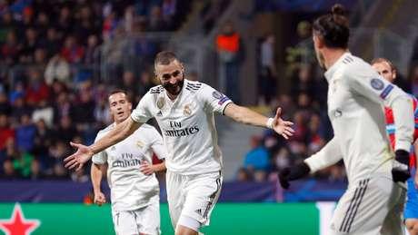 Real Madrid de braços abertos para Solari (Foto: Divulgação/Real Madrid)