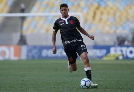 Marrony fez sua estreia profissional no Maracanã no último sábado (Rafael Ribeiro/Vasco)