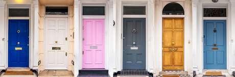 Abra a porta da sua casa para as boas energias entrarem