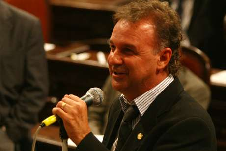 Marcos Abrahão, deputado estadual, foi preso nesta quinta-feira (8)