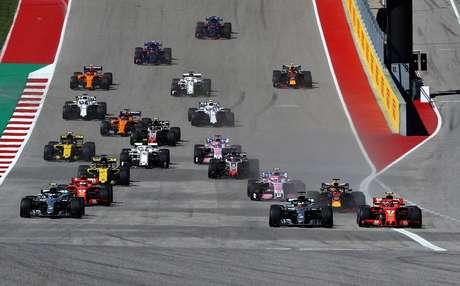 Audiência de TV da Fórmula 1 caiu 5% nesta temporada
