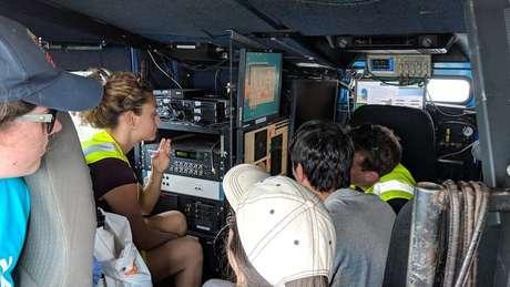 Diferentes equipes saem diariamente para monitorar tempestades em Córdoba