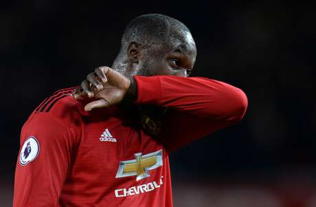 Atacante Romelu Lukaku, do Manchester United 28/10/2018  REUTERS/Peter Powell