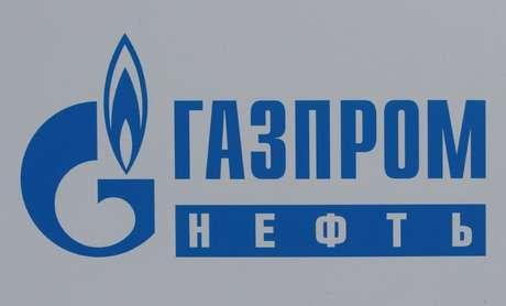 Logo da russa Gazprom Neft REUTERS/Sergei Karpukhin