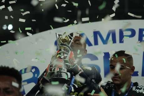 Palmeiras foi campeão do Campeonato Brasileiro na categoria sub-20 ao vencer o Vitória