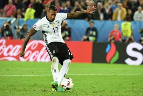 Boateng não defenderá a Alemanha contra Rússia e Holanda (Foto: Vincenzo Pinto / AFP)