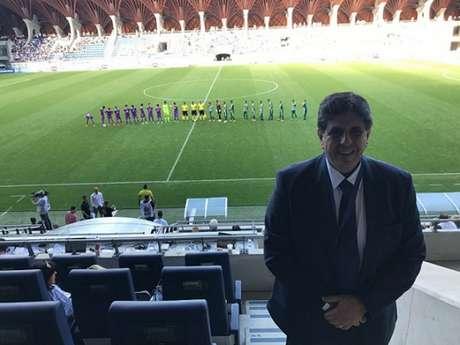 Maurício Gomes de Mattos é o atual vice-presidente geral do Flamengo (Divulgação)