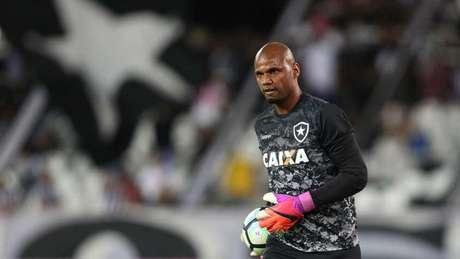 Jefferson vive a última temporada como jogador de futebol profissional (Foto: Vitor Silva/SSPress/Botafogo)