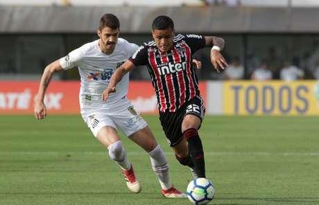 Everton é um dos jogadores mais importantes do São Paulo nesta temporada (Rubens Chiri/saopaulofc.net