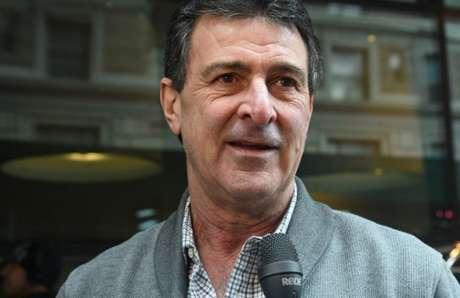 Mario Kempes, ex-jogador de River e da seleção argentina