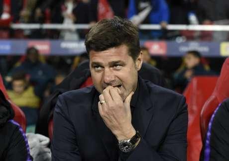 Pochettino disse estar focado no Tottenham (Foto: John Thys / AFP)