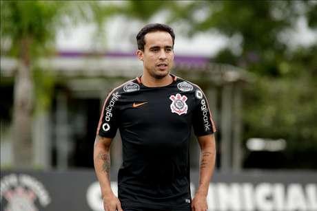 Jadson está de volta ao Corinthians (Foto: Luis Moura/WPP)