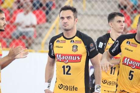 Falcão busca mais um título da LNF em sua última temporada como profissional. (Foto: LNF)