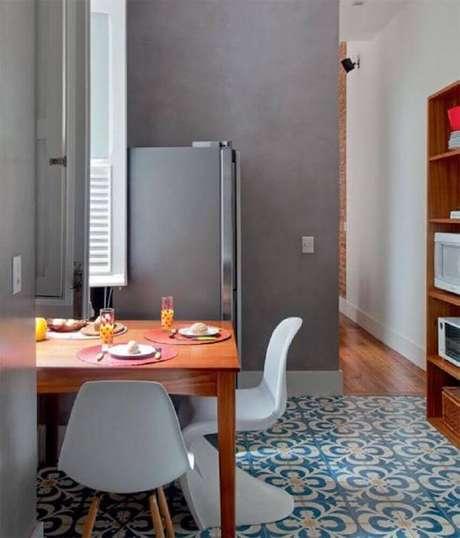 52. Revestimento hidráulico para piso de cozinha