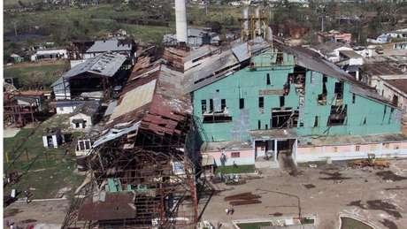 Maioria das usinas de açúcar de Cuba não estão funcionando