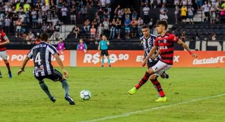 Paquetá será um dos desfalques para o duelo com o Santos (Magalhaes/JR)