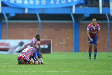 Ao vencer o Avaí, em Santa Catarina, o Fortaleza de Rogério Ceni se sagrou campeão da série B