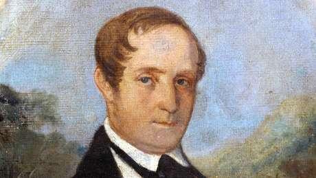 O biólogo alemão Ludwig Riedel participou da expedição Langsdorff e acabou fundando a seção de botânica do Museu Nacional / Reprodução de imagens Pablo Diener - Tratamento Entrelinhas Editora