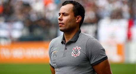 Jair mudou o Corinthians para o clássico contra o São Paulo (Foto: Luis Moura/WPP)