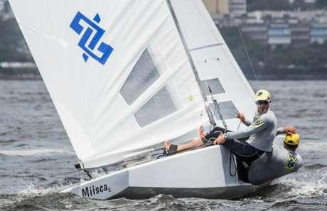 Robert Scheidt é campeão sul-americano da classe Star 2018 (Foto: Divulgação)