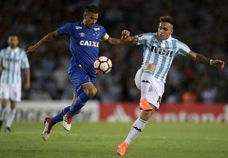 O capitão celeste afirmou que se vieram para o Cruzeiro, esses jogadores tem qualidade- (Foto: Juan Mabromata / AFP)